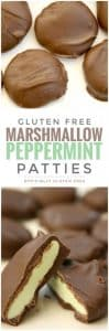 Marshmallow Peppermint Patties
