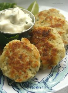 Recipe For Crab Cakes Made With Mashed Potatoes