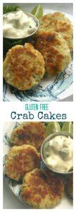Crab Cakes Gluten Free