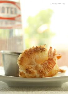 Gluten Free Coconut Shrimp