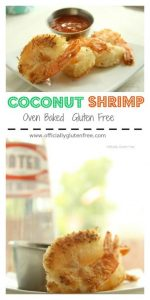 Coconut Shrimp Gluten Free