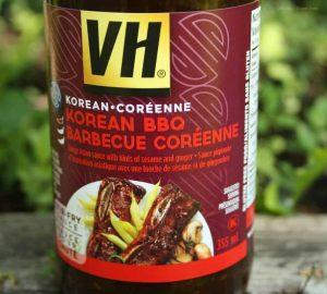 VH Korean BBQ Sauce