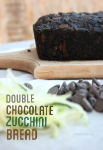 Double Chocolate Zucchini Bread