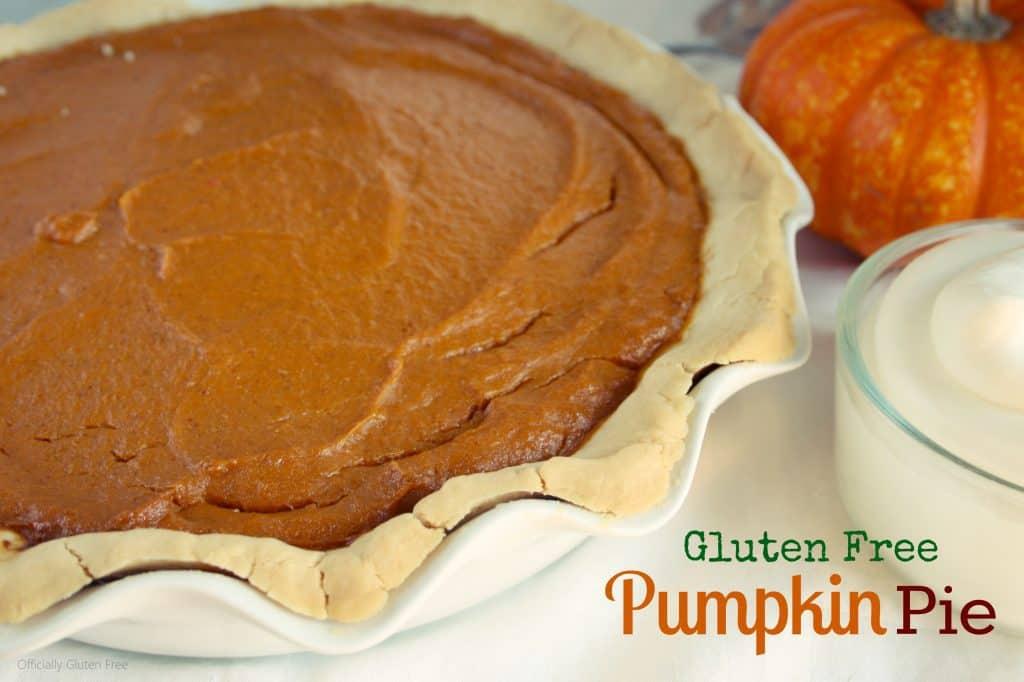 gluten free pumpkin pie officially - 28 images - gluten ...