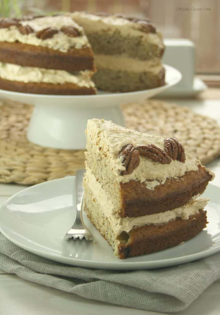 Gluten Free Banana Cake Recipe Rice Flour