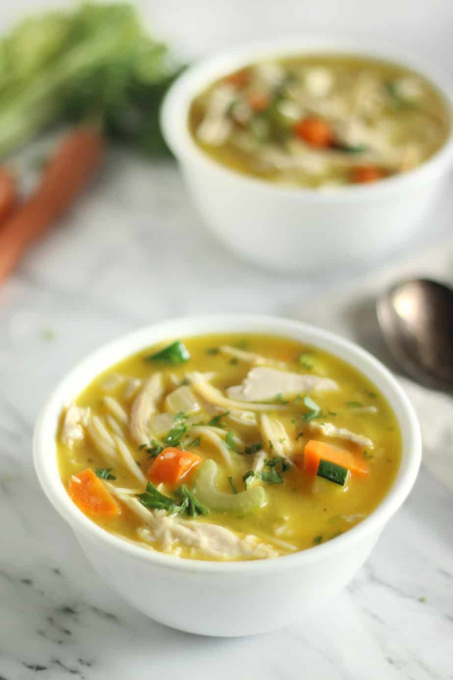 Gluten Free Turkey Soup