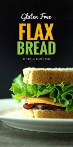 Gluten Free Flax Sandwich Bread