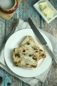Gluten Free Raisin Bread