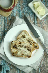 Gluten Free Raisin Bread
