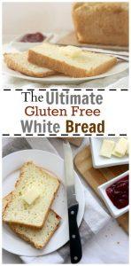 The Ultimate Gluten Free White Bread