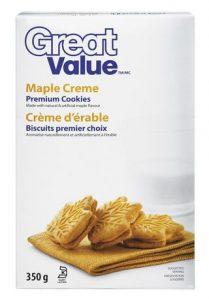 Gluten Free Maple Creams
