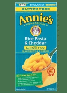 Annie's Gluten Free Mac and Cheese