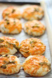 Gluten Free Jalalpeno Cheddar Biscuits