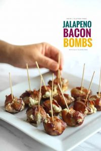 Jalapeno Bacon Bombs