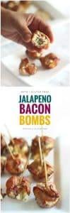 Jalapeno Bacon Bombs