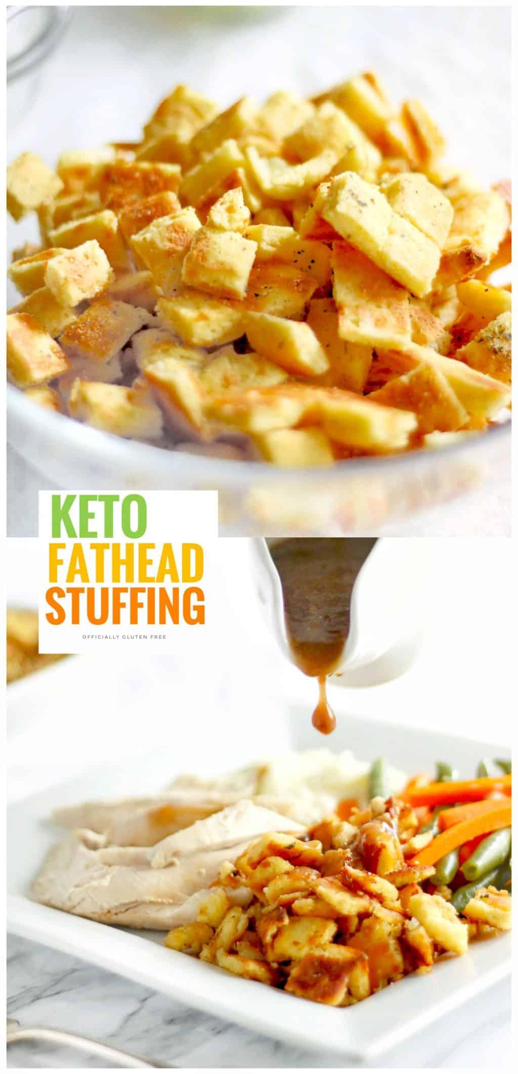 Keto Fathead Stuffing