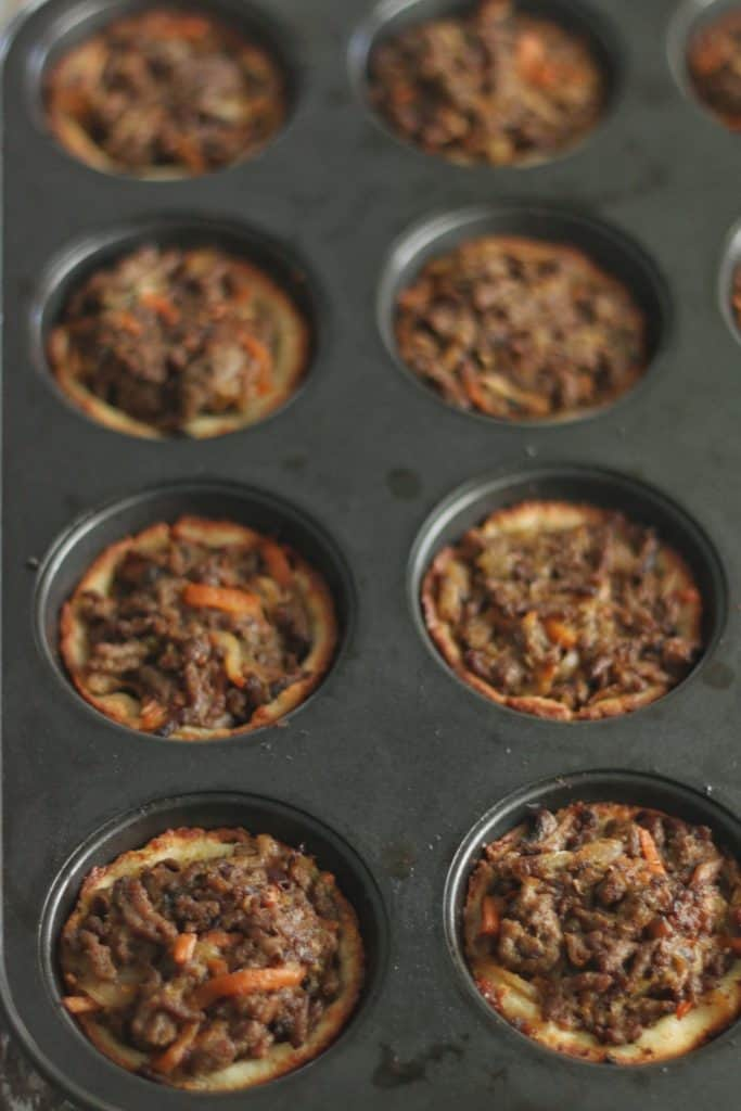 Keto Meat Pies