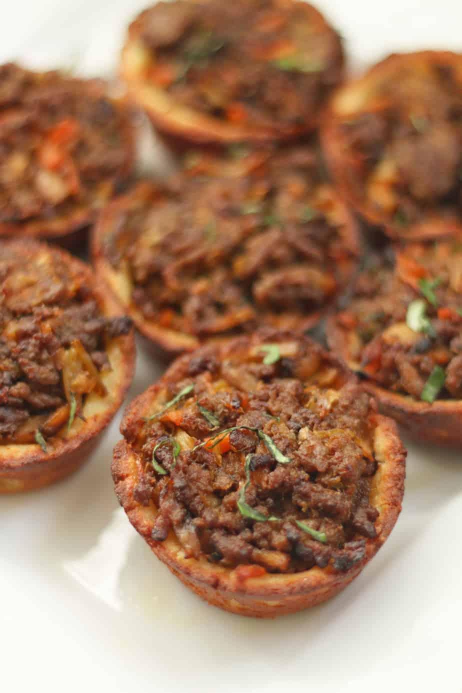 Keto Meat Pies