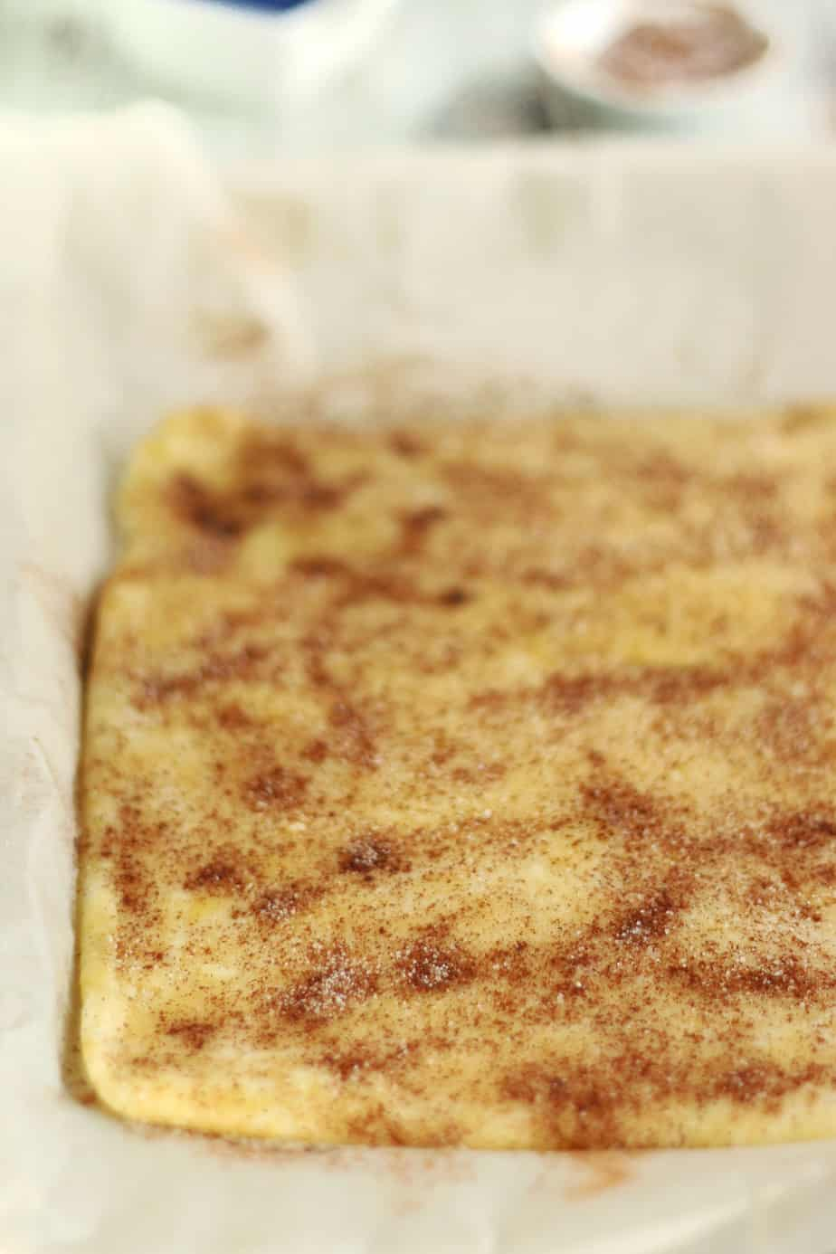 Keto French Toast Casserole