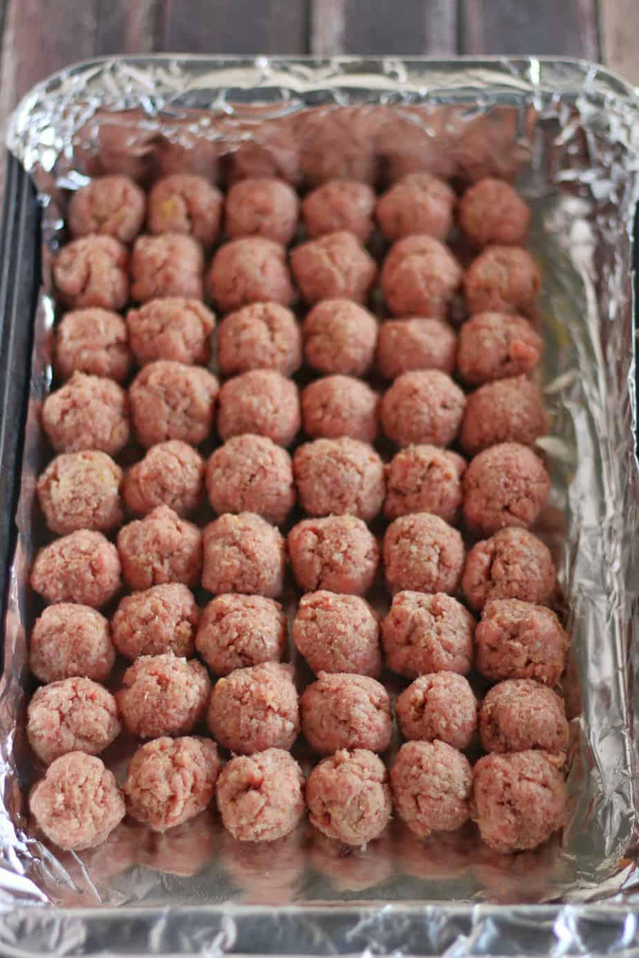 Meatballs with Keto Peanut Satay Sauce