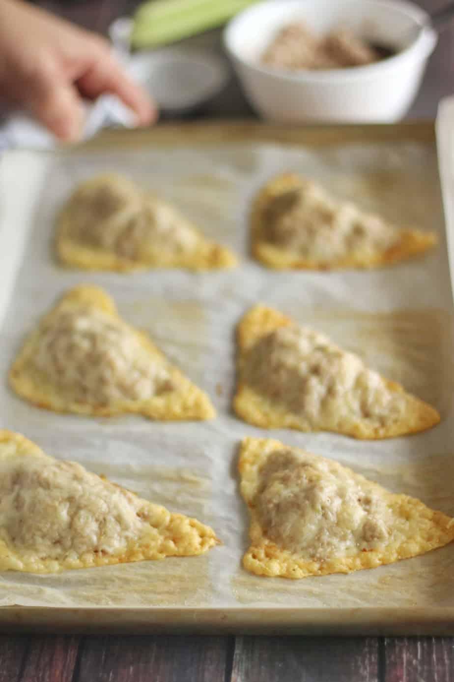 Cheesy Keto Tuna Melts | No Carb Tuna Melt Recipe | Zero Carb Lunch