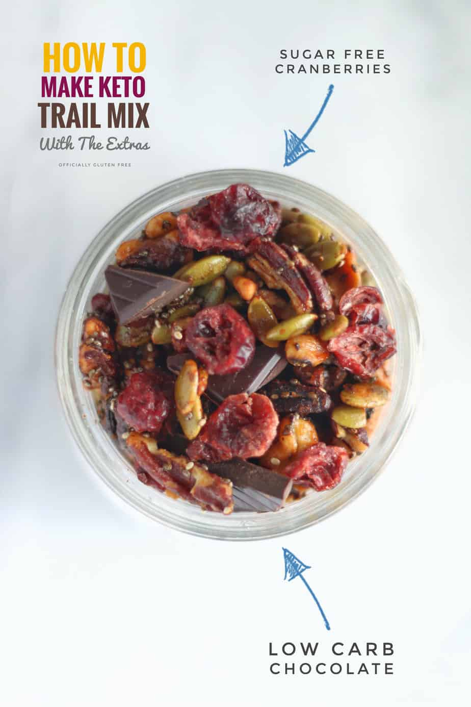 How To Make Keto Trail Mix