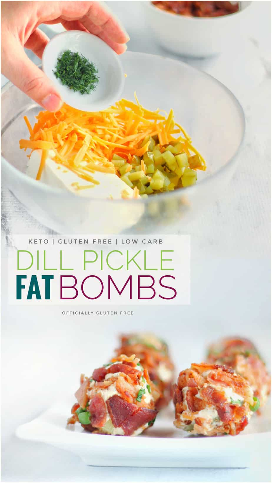Dill Pickle Fat Bombs