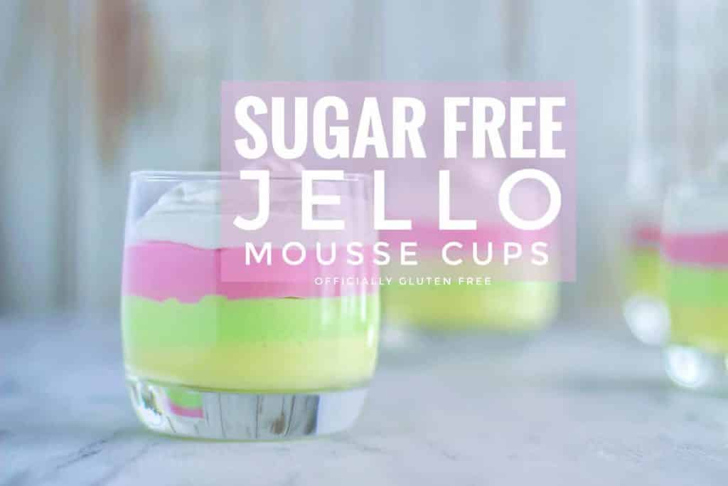 Sugar Free Jello Mousse Cups