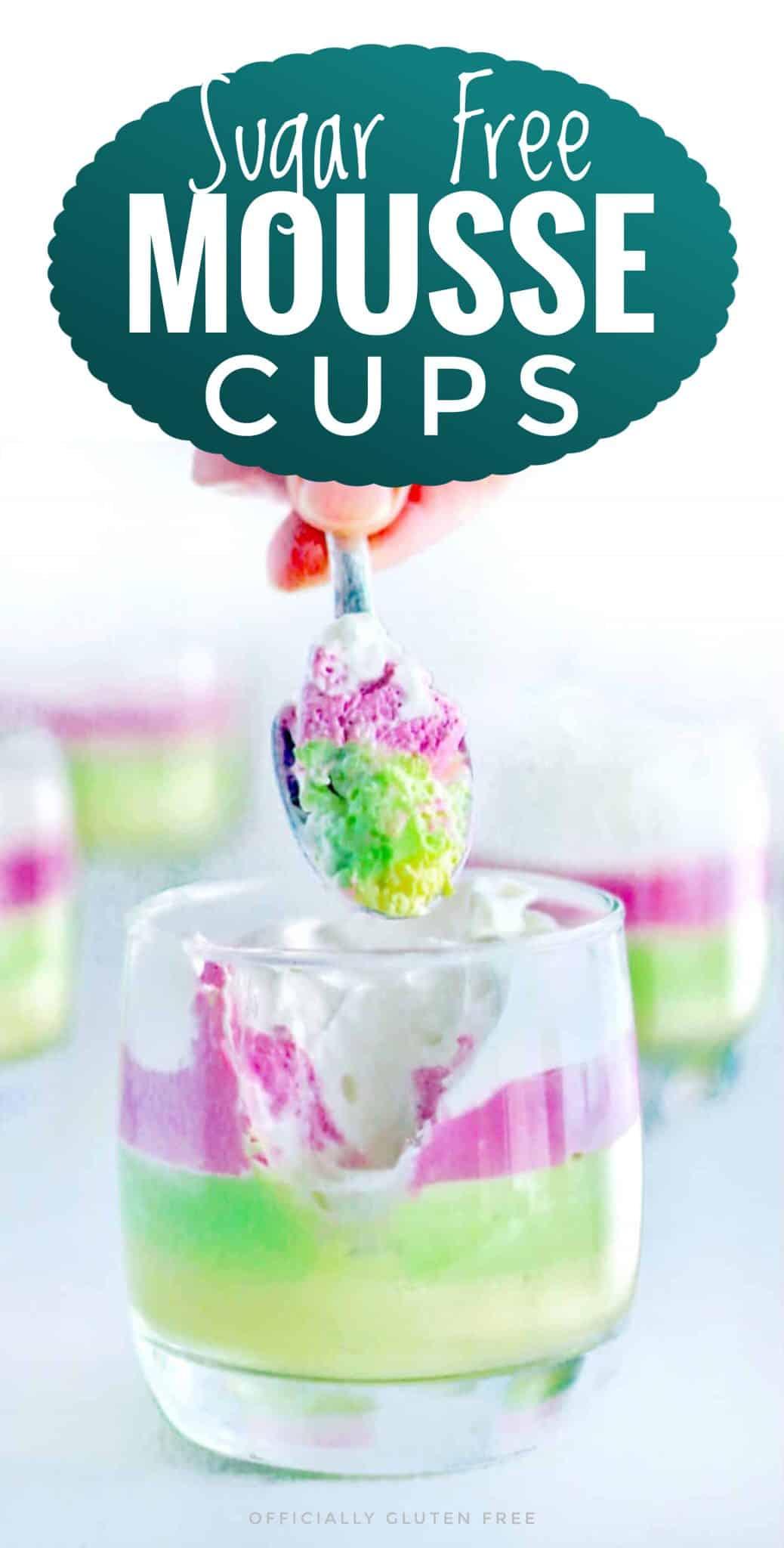 Sugar Free Jello Mousse Cups