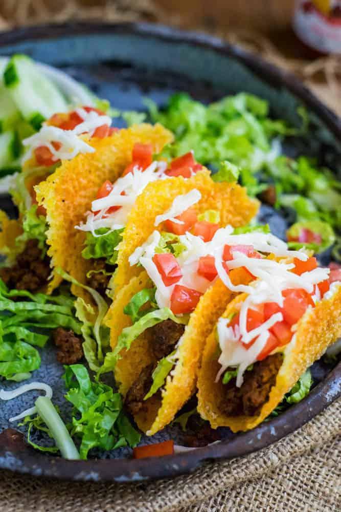 11 Easy Keto Cheese Shell Recipes